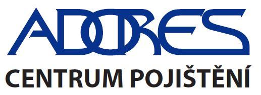 ADORES centrum pojištění